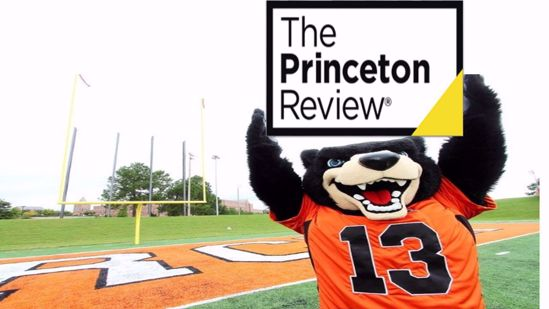 Picture of Test Prep Vouchers for The Princeton Review Courses