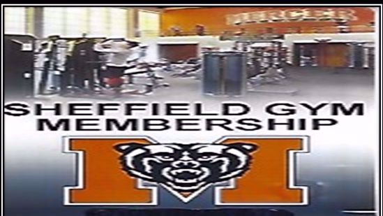 Picture of Sheffield Gym  ID Card