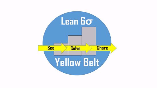 Picture of Lean Six Sigma Yellow Belt Certificate Program