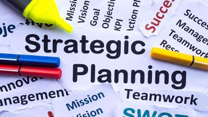 Picture of Strategic Planning-Agile Execution with Predictable Results